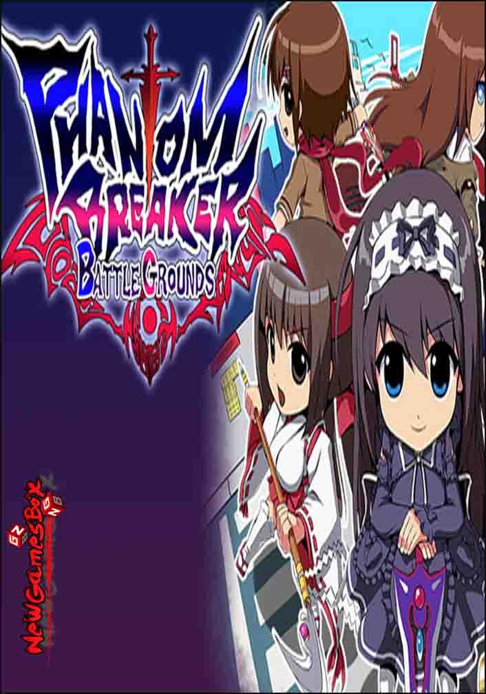 Phantom Breaker Battle Grounds Free Download