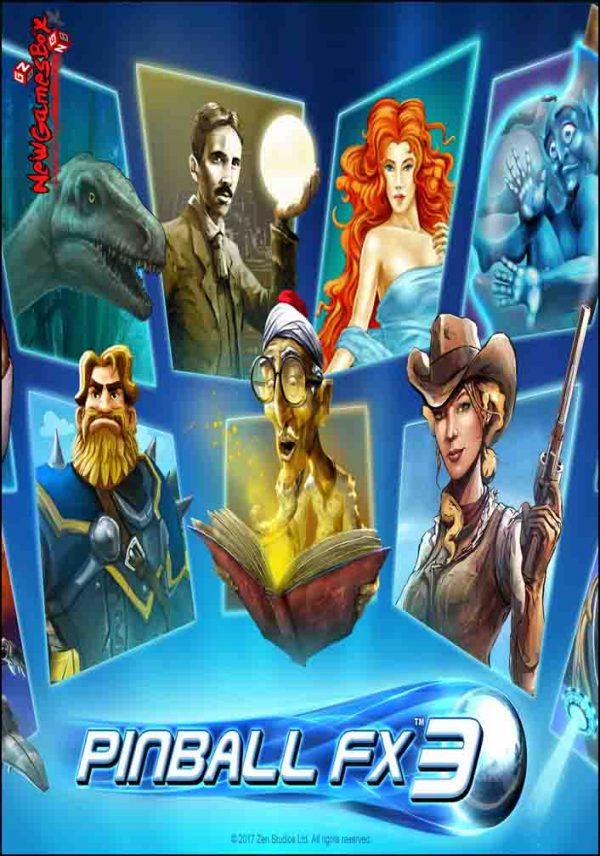 Pinball FX3 Free Download Full Version PC Game Setup