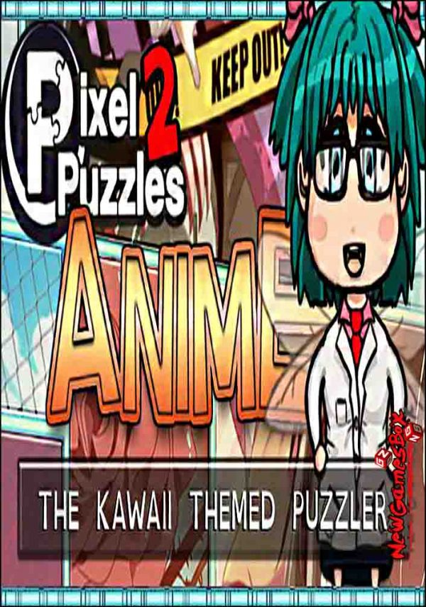 Pixel Puzzles 2 Anime Free Download