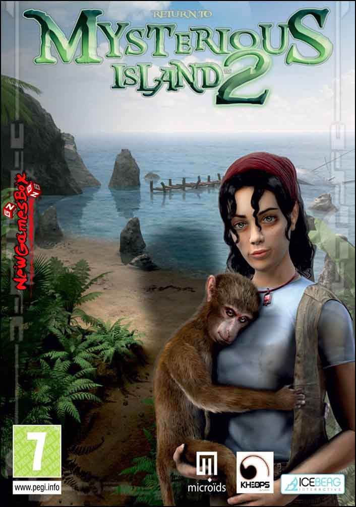 Download Game Return To Mysterious Island