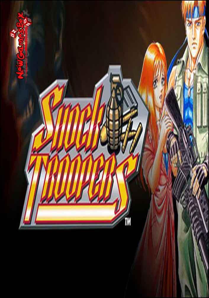 SHOCK TROOPERS Free Download
