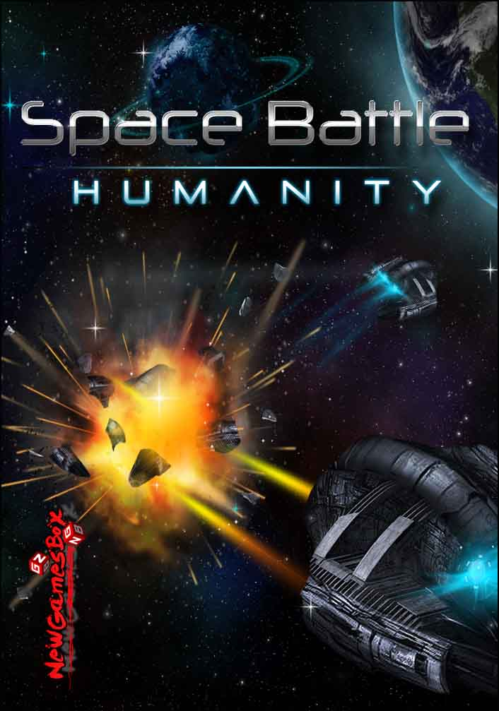 SPACE BATTLE Humanity Free Download