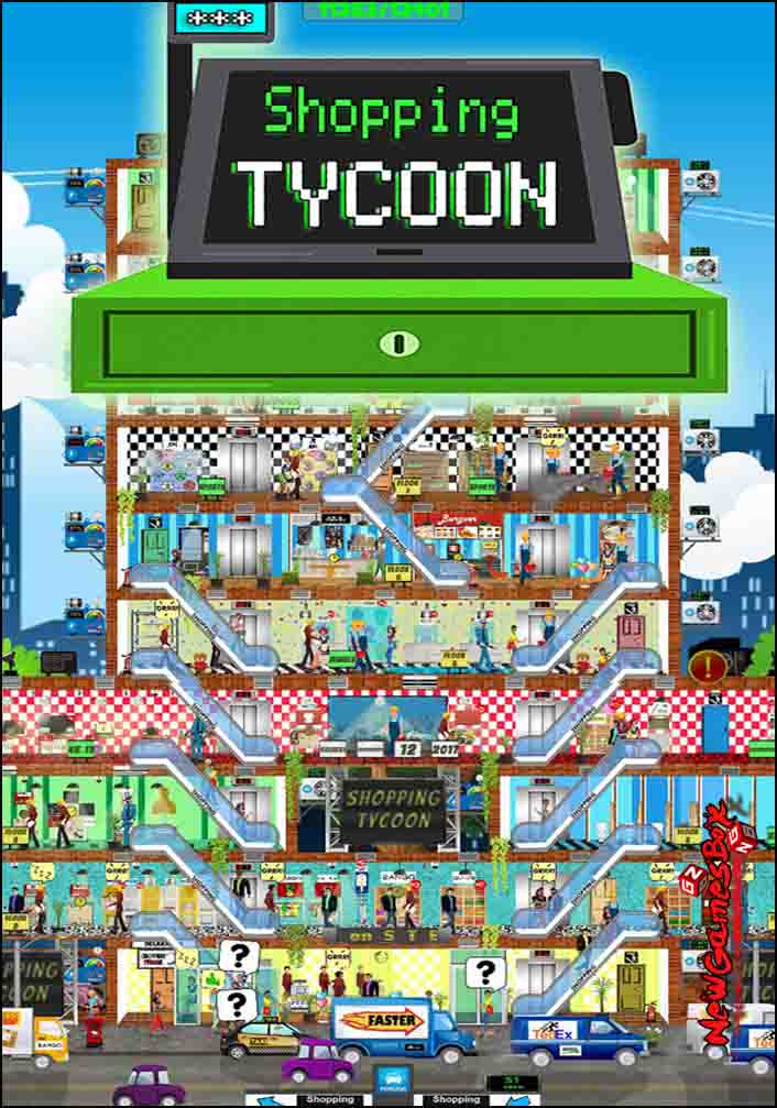 Shopping Tycoon Free Download