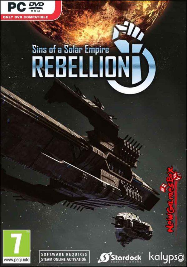 Sins of a Solar Empire Rebellion Free Download