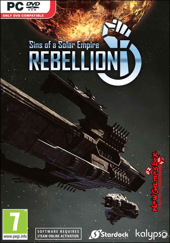 Sins of a Solar Empire Rebellion Free Download