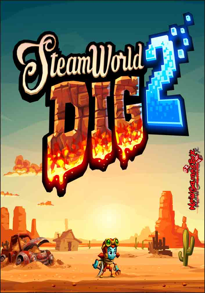 SteamWorld Dig 2 Free Download