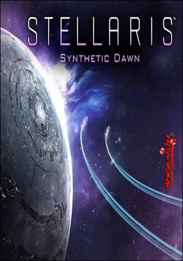 Stellaris Synthetic Dawn Free Download
