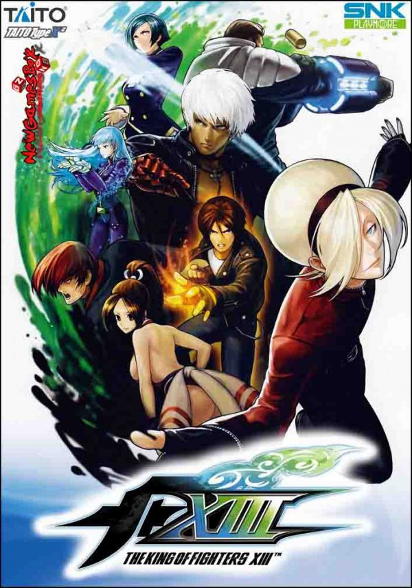 The King Of Fighters XIII Steam Edition Free Download