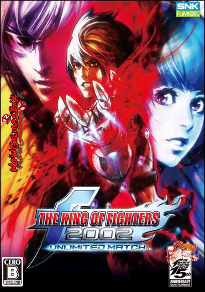 The King of Fighters 2002 Free Download