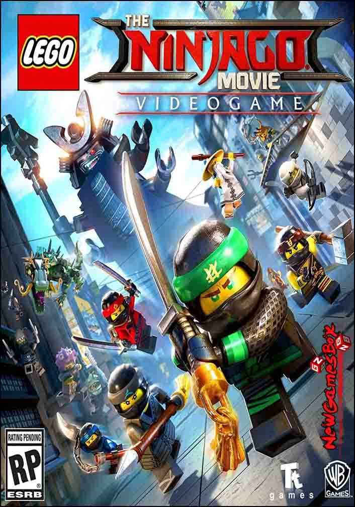 The LEGO Ninjago Movie Video Game Free Download Full Setup