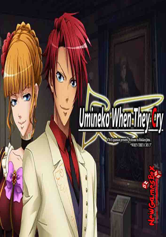 Umineko When They Cry Free Download