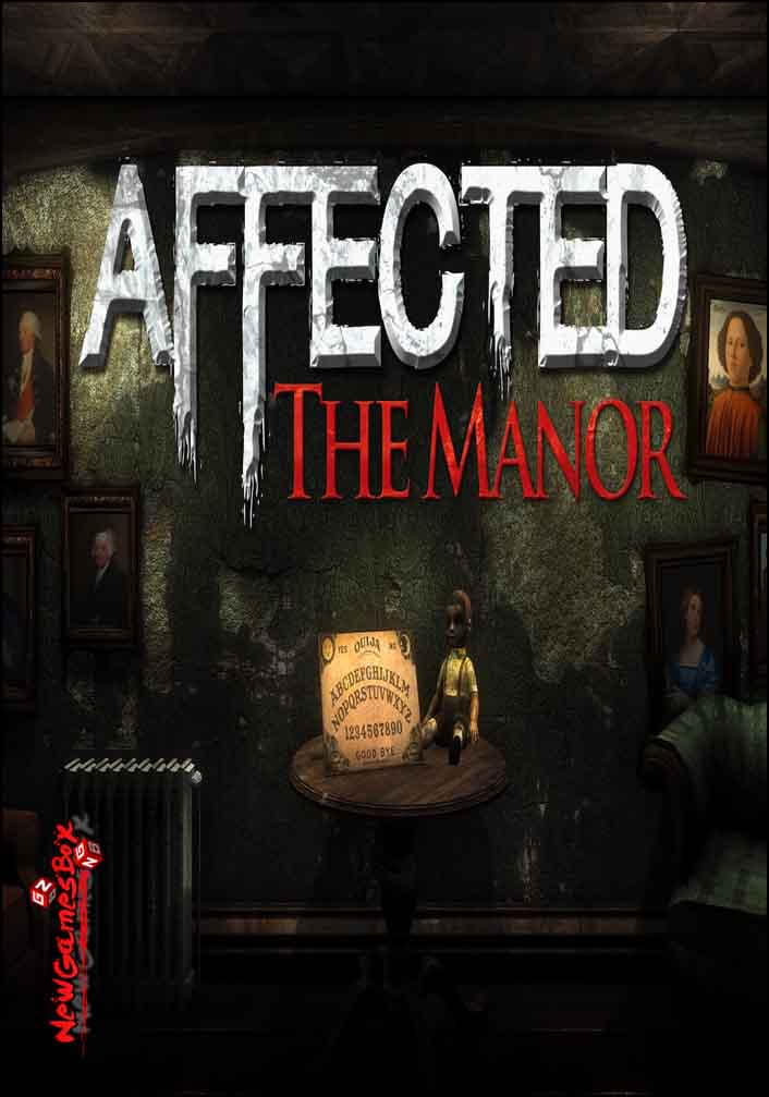 AFFECTED The Manor Free Download