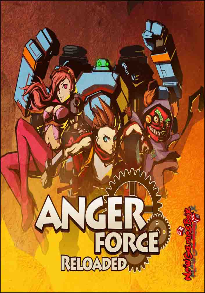AngerForce Reloaded Free Download