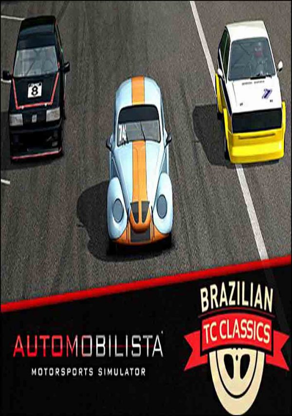 Automobilista Brazilian Touring Car Classics Free Download