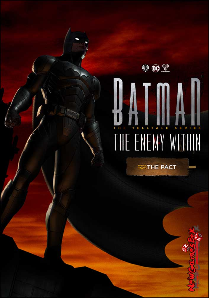 Batman The Enemy Within Episode Two Free Download