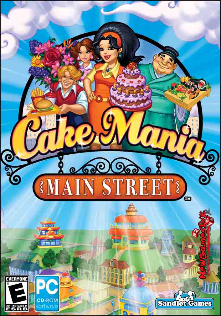 Cake Mania Main Street Free Download