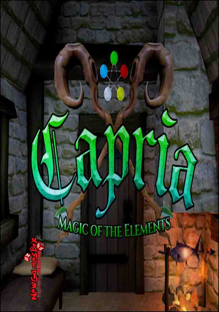 Capria Magic of the Elements Free Download