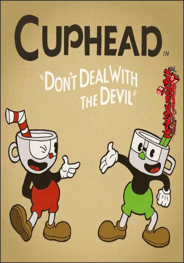 Cuphead Free Download Full Version PC Game Setup