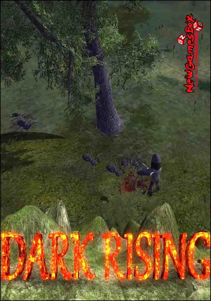 Dark Rising Free Download Full Version PC Game Setup