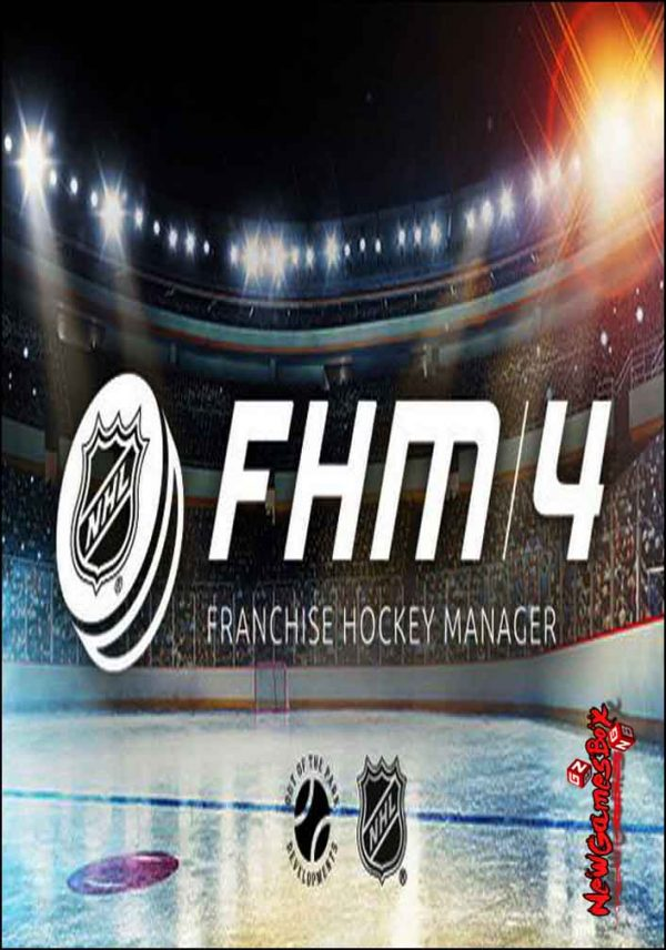 Franchise Hockey Manager 4 Free Download