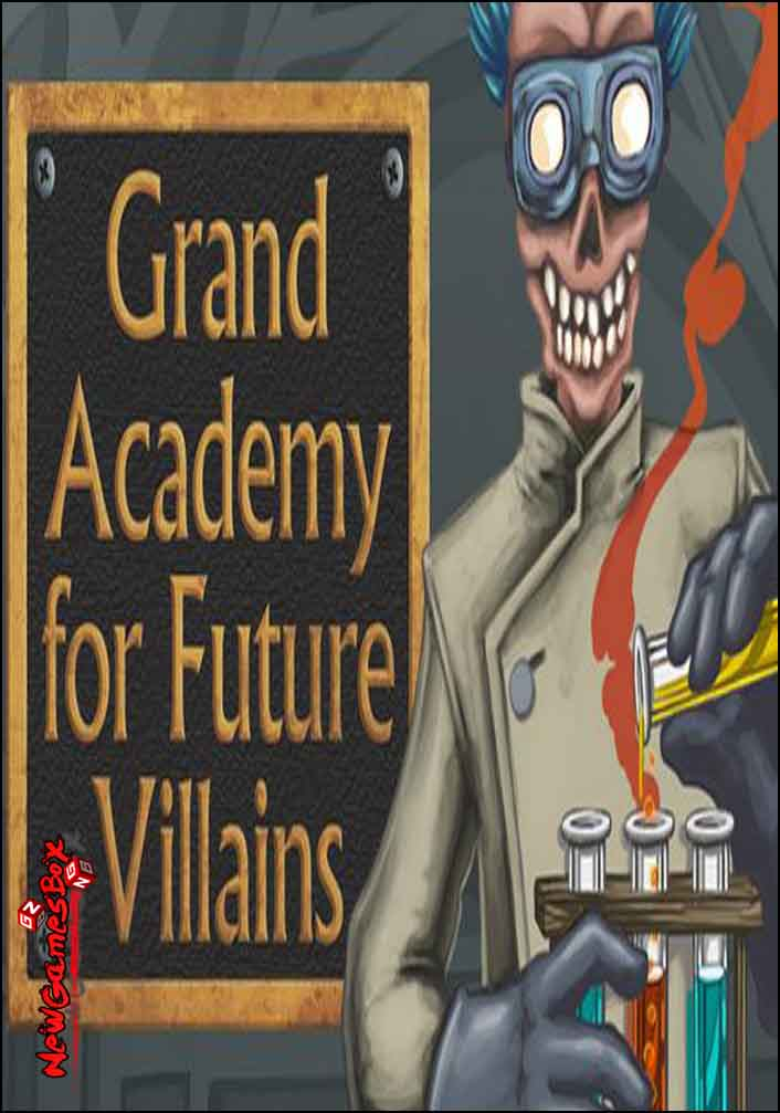 Grand Academy for Future Villains Free Download