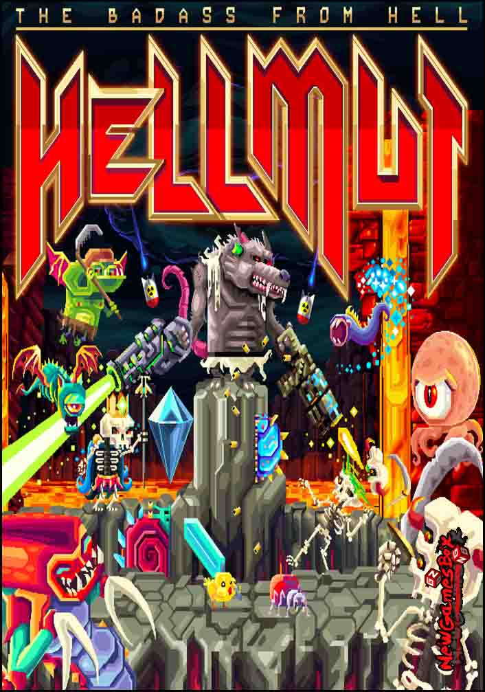 Hellmut The Badass from Hell Free Download