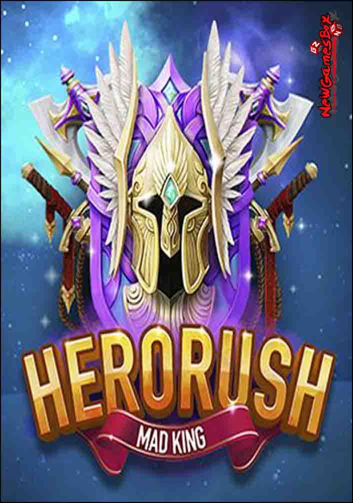 Hero Rush Mad King Free Download
