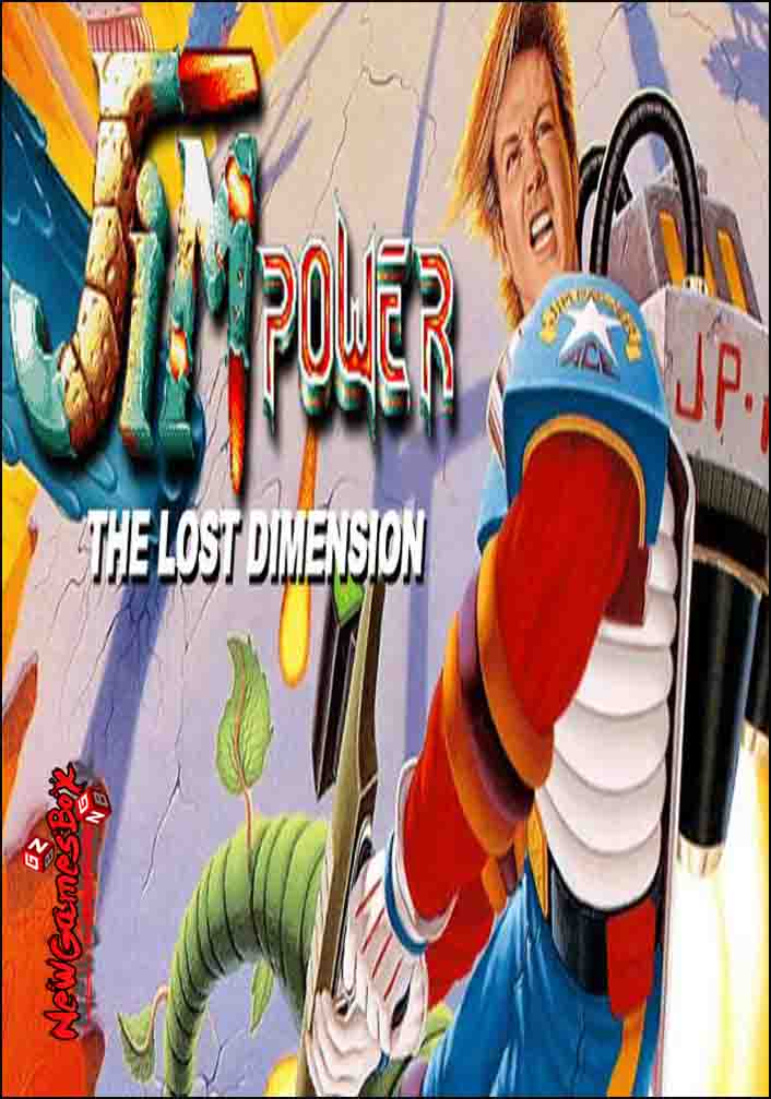 Jim Power The Lost Dimension Free Download