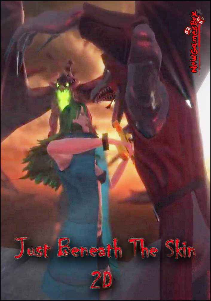 Just Beneath The Skin 2D Free Download