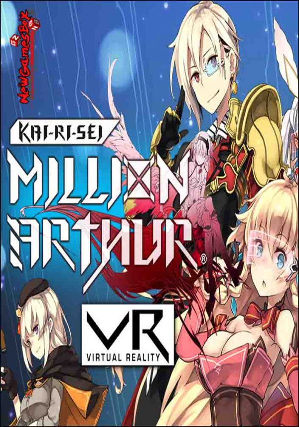 Kai ri Sei Million Arthur VR Free Download