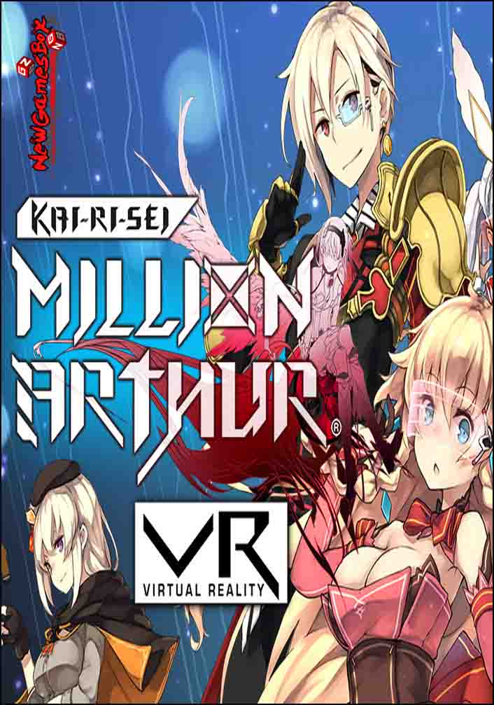 Kai ri Sei Million Arthur VR Free Download