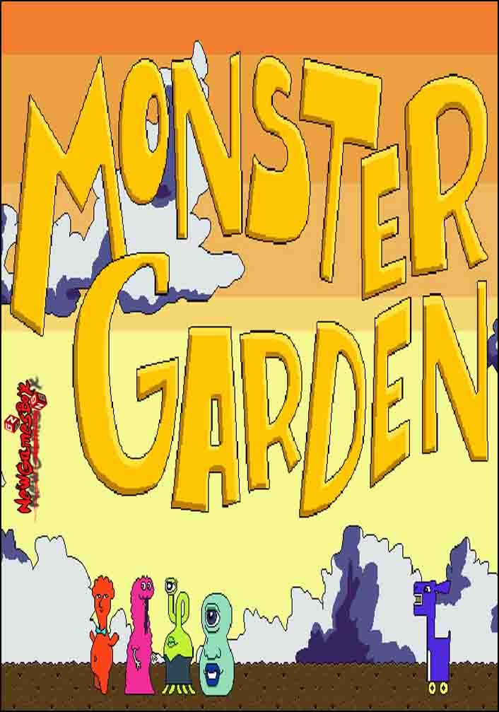 Monster Garden Free Download