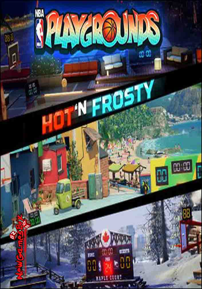 NBA Playgrounds Hot N Frosty Free Download