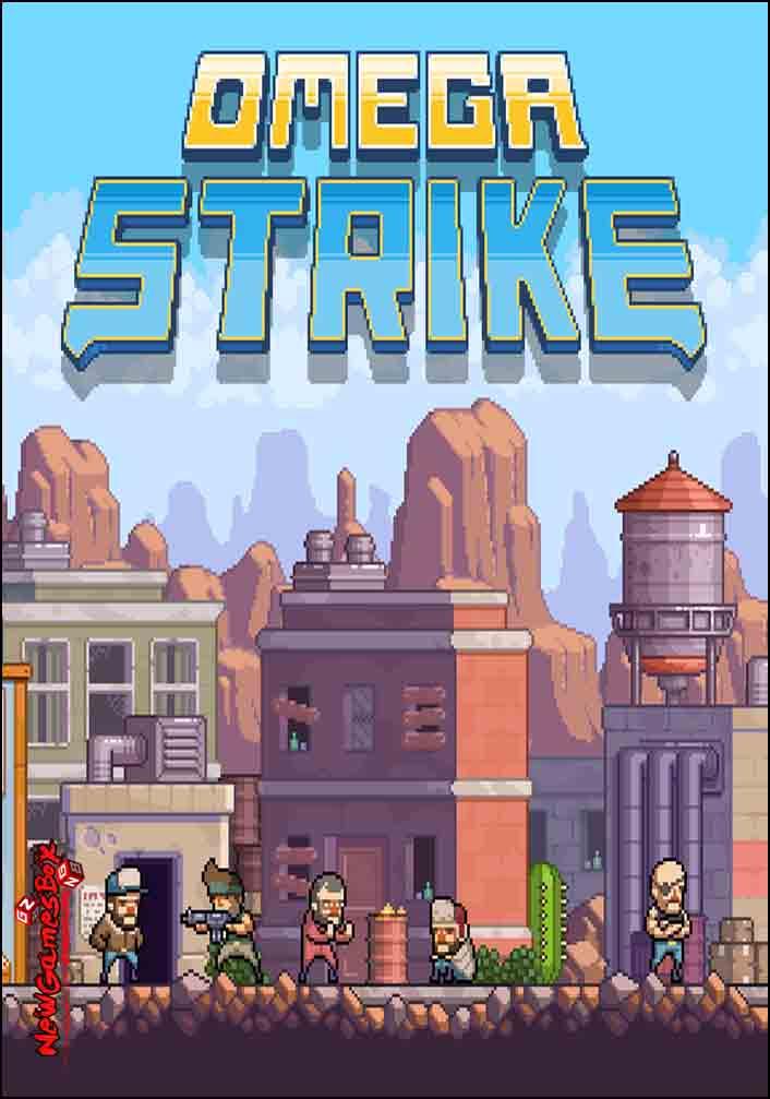 Omega Strike Free Download