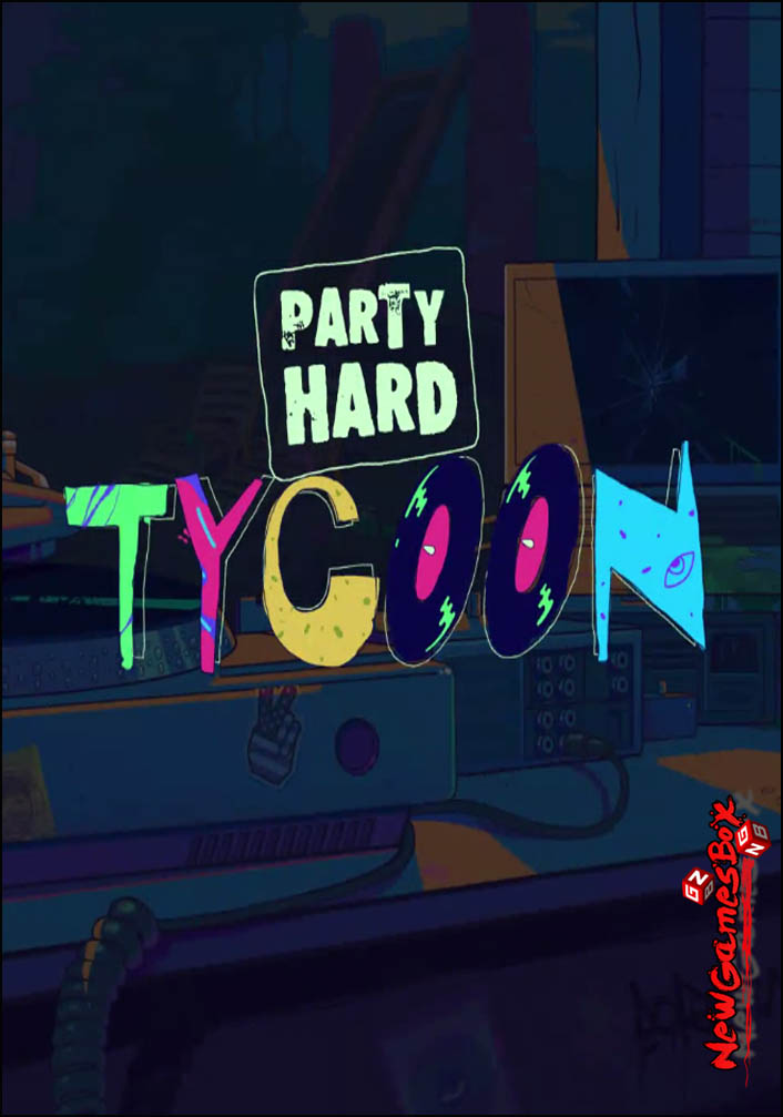 Party Hard Tycoon Download Free Full PC Game Setup