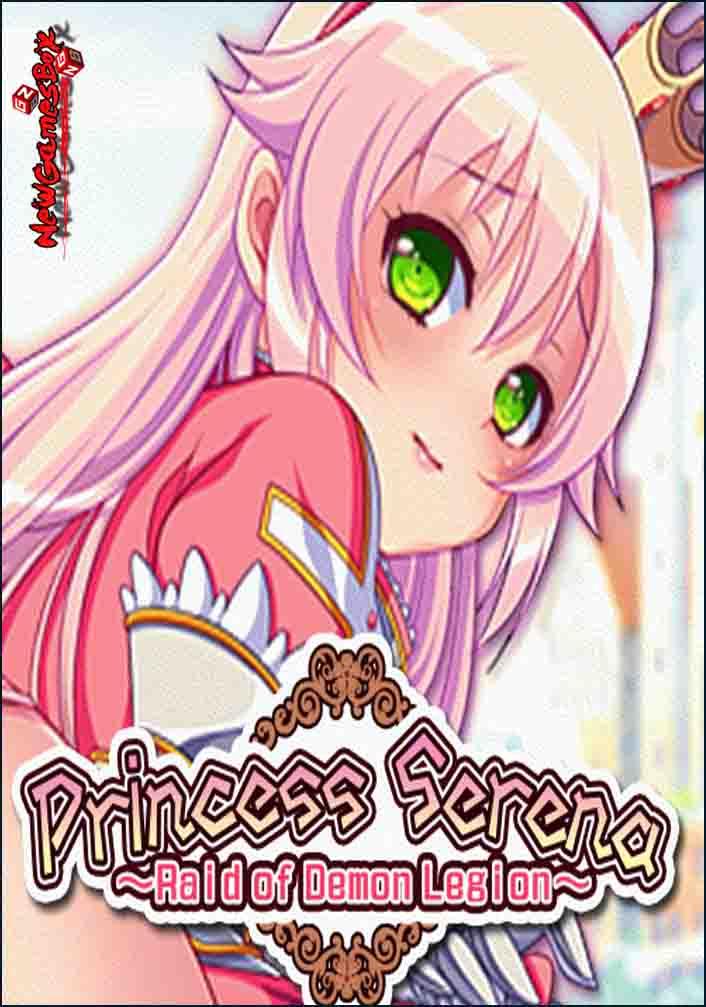 Princess Serena Raid of Demon Legion Free Download PC