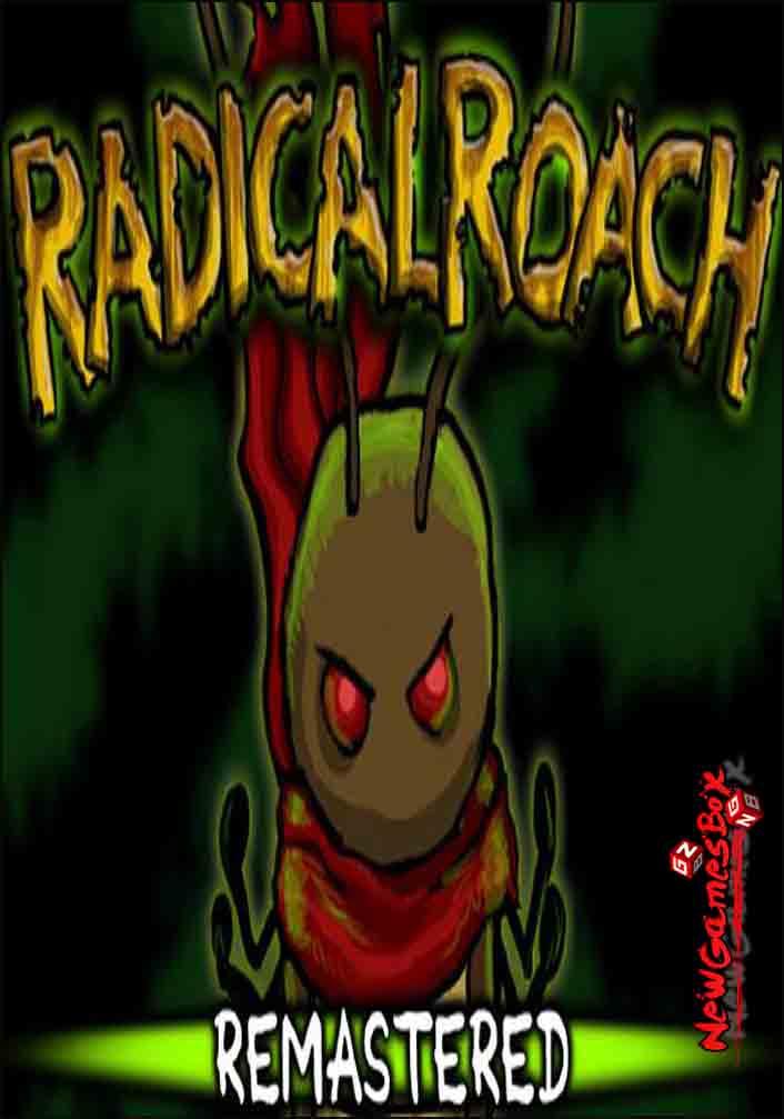 RADical ROACH Remastered Free Download