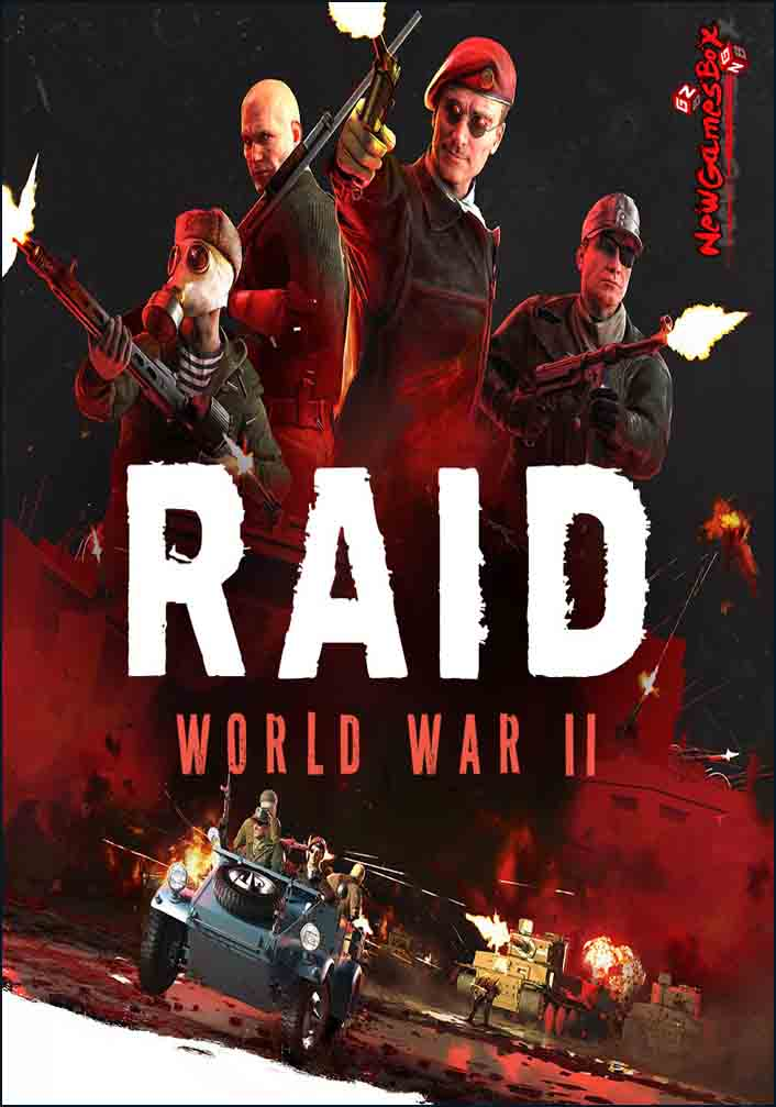 RAID World War II Free Download