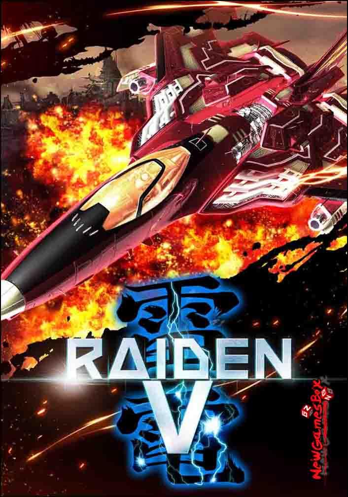 Raiden V Directors Cut Free Download