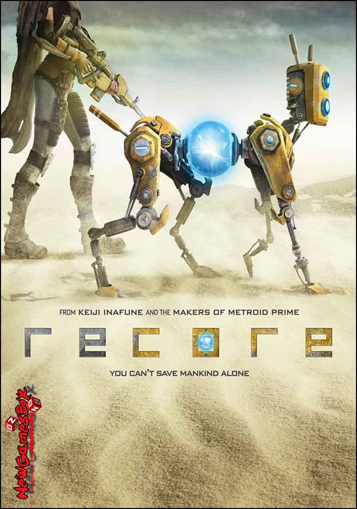 ReCore Free Download Full Version PC Game Setup