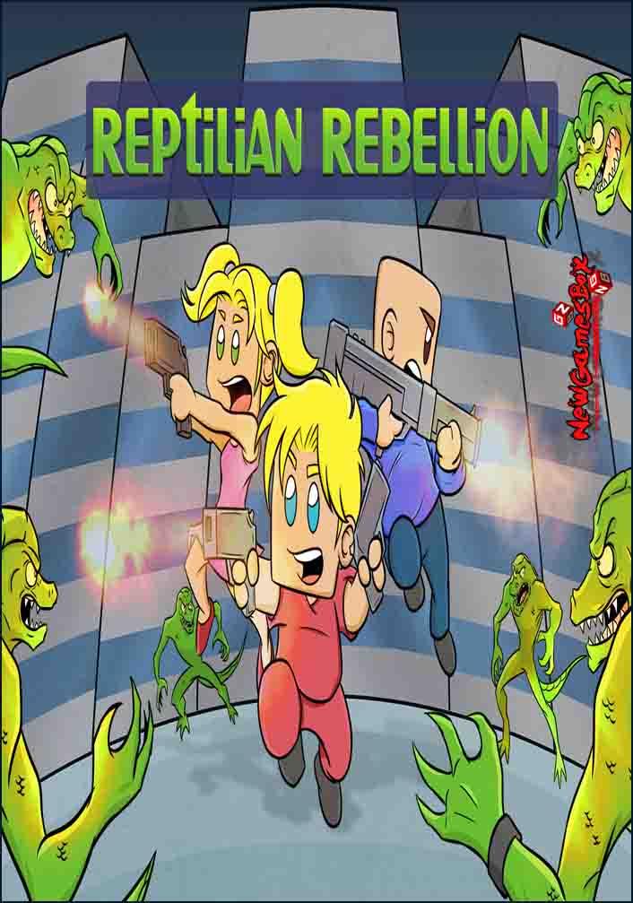 Reptilian Rebellion Free Download