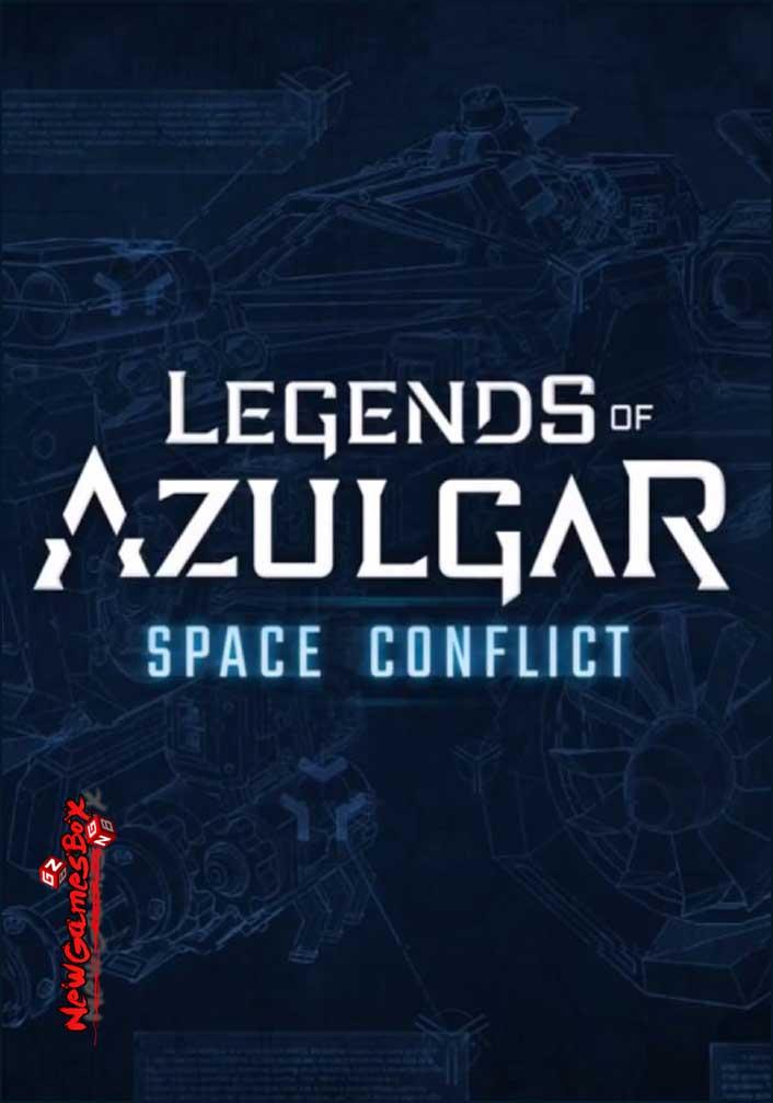 Space Conflict Legends of Azulgar Free Download