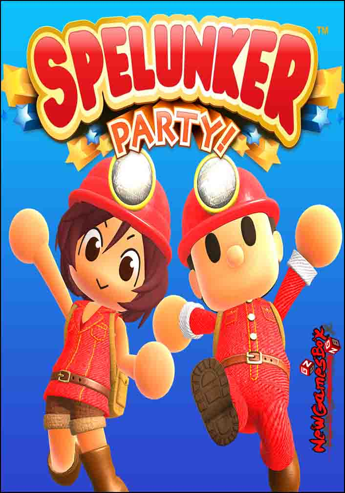 Spelunker Party Free Download Full Version Pc Game Setup
