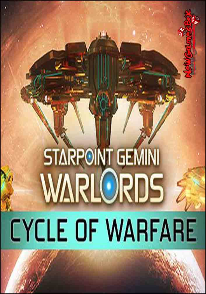 Starpoint Gemini Warlords Cycle of Warfare Free Download