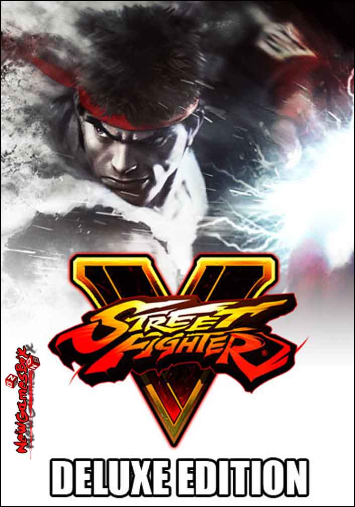 Street Fighter V 2017 Deluxe Edition Free Download