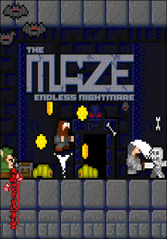 The Maze Endless nightmare Free Download