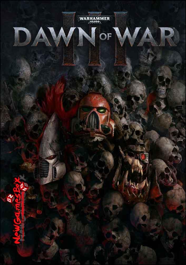 Warhammer 40000 Dawn of War III Free Download