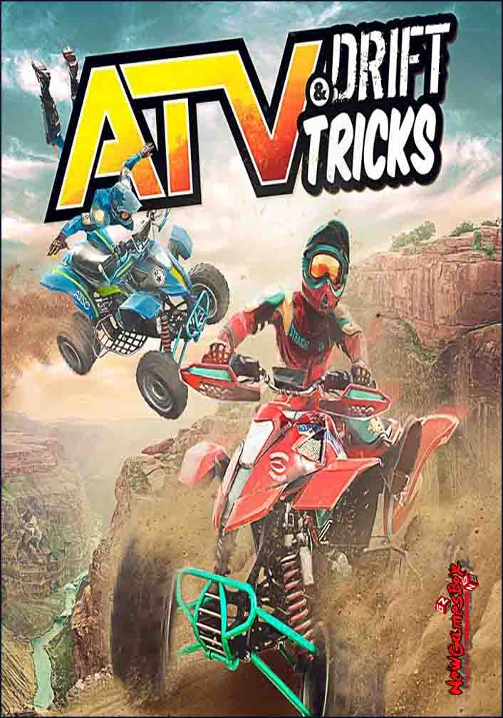 Image result for ATV Drift & Tricks cover pc