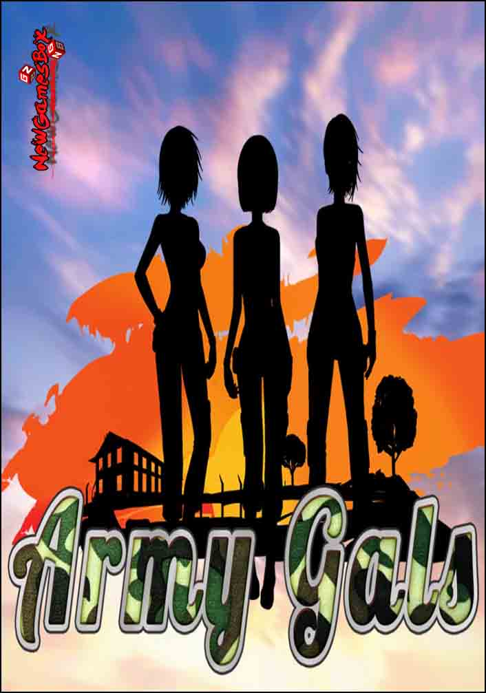 Army Gals Free Download Full PC Game FULL VERSION