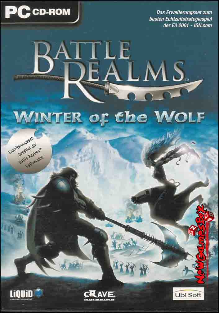 Battle Realms Winter of the Wolf Free Download